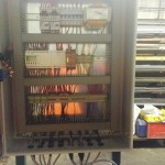 Internal control panel